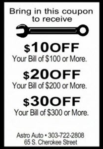 30% Off : Your Bill of $300 or More