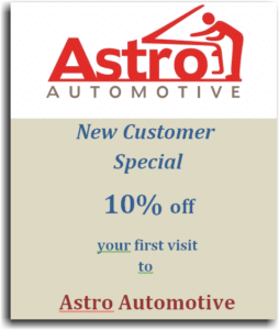 New Customer Special 10% Off